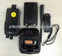 am/fm walkie talkie IP3688 COMP function walkie talkie with fm radio