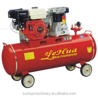 LH2065QC Best sell belt 4kw 5.5hp portable air compressor price