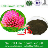 Red Clover Extract Isoflavones HPLC 8%,10%,20%