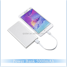 Rechargeable Power Bank For IOS/Android Smartphone Original XiaoMi Power Bank 5000 mAh