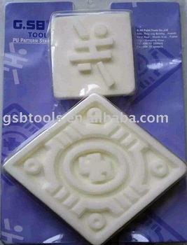 Paint Tools Sponge Stamp Kit SP