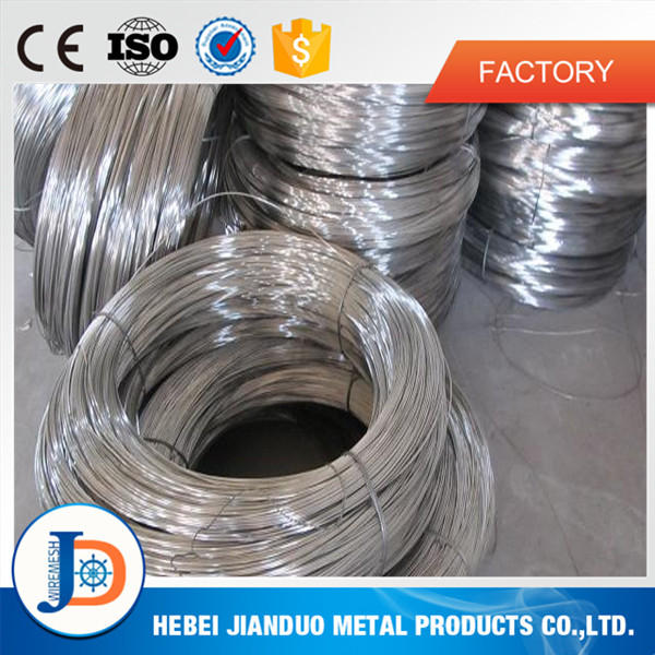 2016 Wholesale Proper Price Food Grade Stainless Steel Wire with good quality