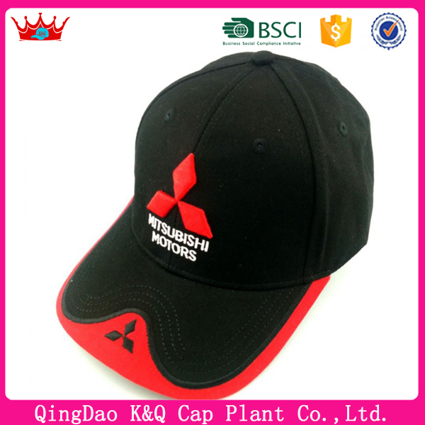 New 2016 china factory wholesale cheap baseballcaps car logo caps