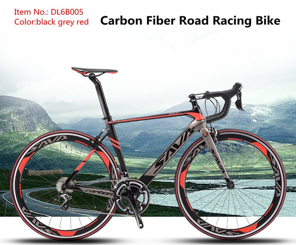 18 Speed 700C Carbon fiber bicycle promotion price road bike