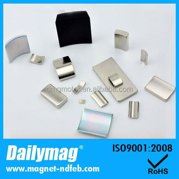 High Power Bulk Neodymium Block Magnet N52 Large