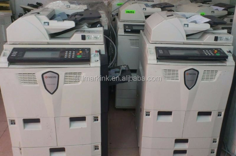 kyocera used copiers printing copy machine 5050/3050/6030/8030
