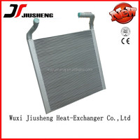 water tank / auto tank radiator / oil cooler for cat excavator ,vacuum aluminum heat exchanger