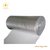 Heat Insulation Building Material Closed Cell Rubber Foam / Foam Insulation