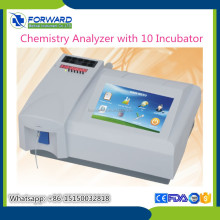 CE Semi Automatic Biochemistry Analyzer Semi-auto Blood Testing Equipment Roche Chemistry Analyzers Price