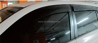 DOOR VISOR FOR TOYOTA RAV4 2006 - RAIN SHIELD WIND SHILED,DOOR GUARD,BONNET GUARD TRADE ASSURANCE SUPPLIER