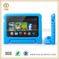 Kids Friendly EVA Foldable Stand Case for Amazon Kindle Fire HD 7 inch
