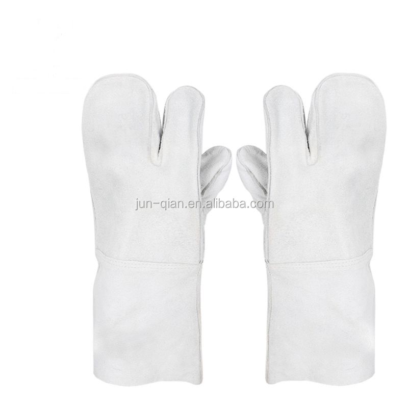 knit hand mask working glove dots mould