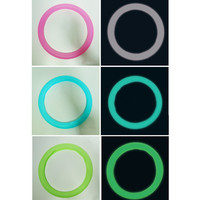Recently Design Luminous Steering Wheel Cover Auto Soft Silicone Steering Wheel Covers