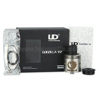 UD Godzilla V2 26650 Rebuildable Dripping Atomizer for 3 Coils Design