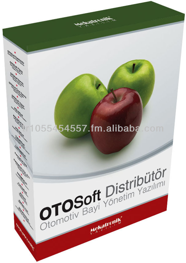 OTOSoft Automotive Dealer ERP Software