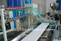 SGS approved high output abs profile production line