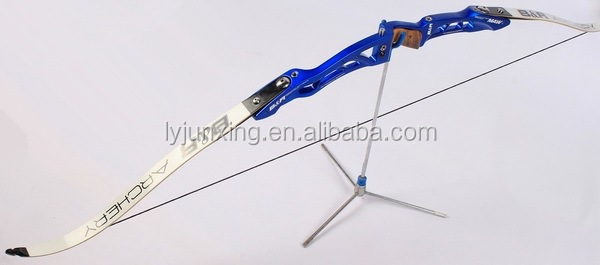 F165 Take down archery recurve bow for wholesale