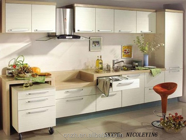 Best 50 Modern Kitchen Hanging Cabinet Design Decoration Of White