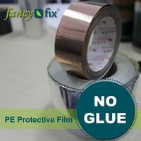 sun protection self adhesive window film lcd tv screen protector film