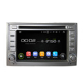 Dashboard placement and 6.2 inch screen size car radio dvd for H1