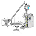 Auger filling machine flour/protein/coffee powder packing machine