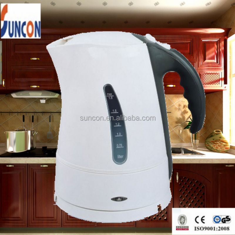 high quality safe home appliance 360 1.8L wireless water kettle with CE SASO