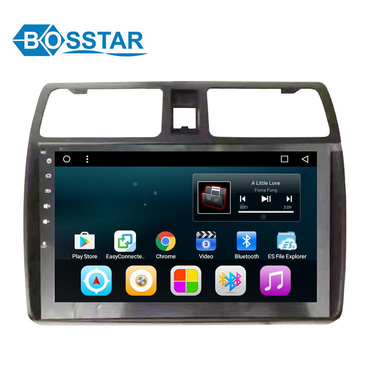 android car dvd radio audio player stereo for SUZUKI SWIFT with 3G USB sd