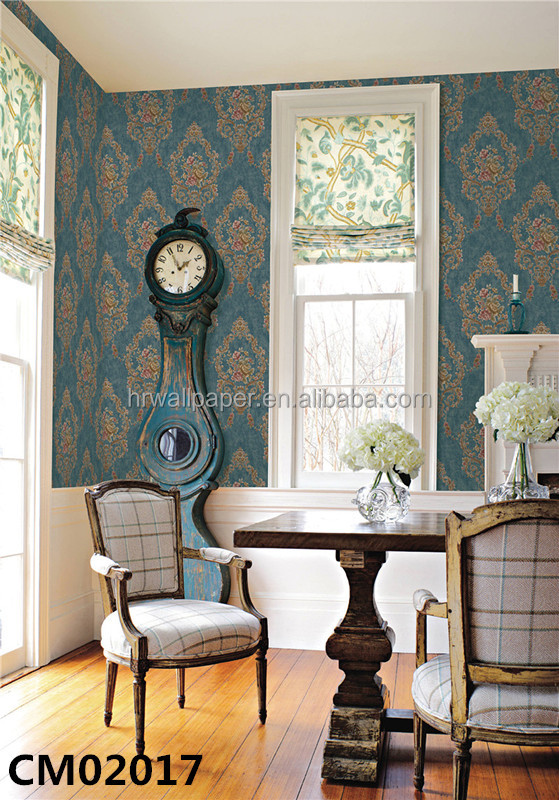 2017 new procee of wallpaper for interior decoration