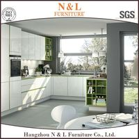 Modern kitchen cabinets from China furniture manufacturer, used kitchen cabinet doors