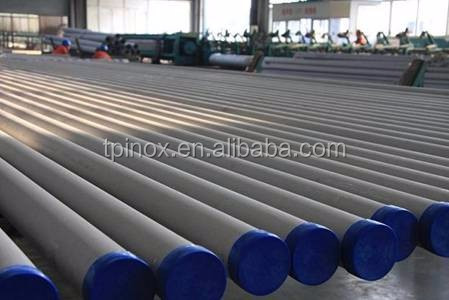 wuxi tp inox din 2462 stainless steel pipe