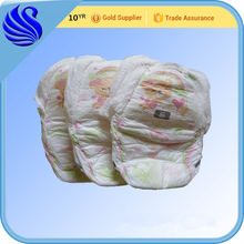 Lovely Wholesale Cheap Disposable Baby Diapers Pants In Bulk