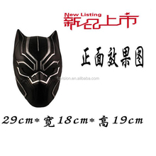 Quality Resin Captain America Civil War Black Panther Cosplay Party Mask