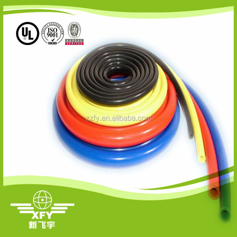 best quality high pressure big diameter rubber silicone garden hose, silicone rubber reinforced rubber garden hose