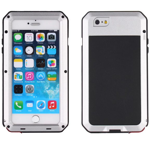 Dirtproof Waterproof Case for <strong>iPhone</strong> 4/5/6/6plus/7/7plus