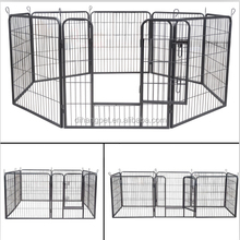 Hotsale heavy duty metal pet enclosure made in china