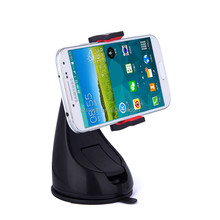 U-GRIP PLUS Universal Dashboard Windshield Car Mount for Smart Phones Apple iPhone 5/5S/5C/4/4S,Samsung Galaxy S3/S4,GPS Holder