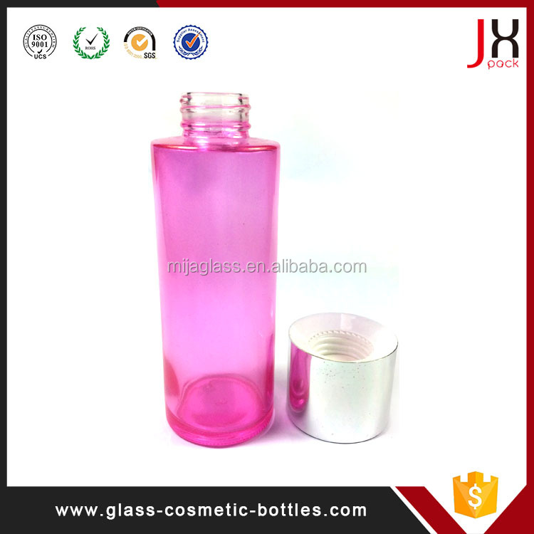Luxury Cosmetic Packaging Recycled Glass Bottle Cosmetic Packaging for Skincare