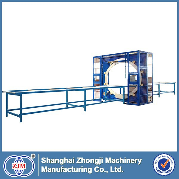 EPS Wrapping Machine|EPS Machine|EPS Machinery