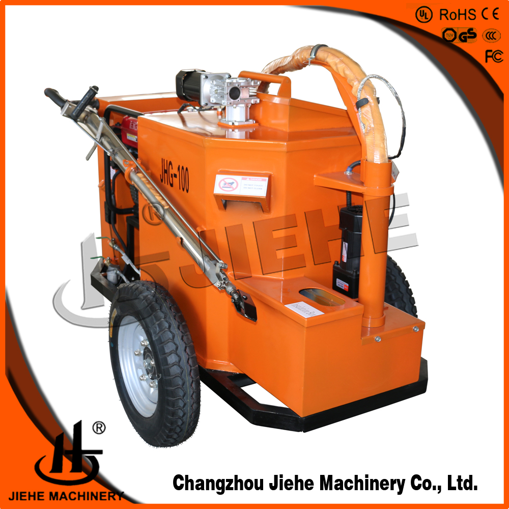 hot selling in states road crack filling machine for expansion joint concrete sealing JHG-100