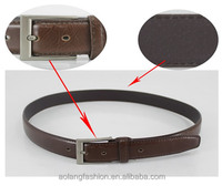 High quality leather belts for men