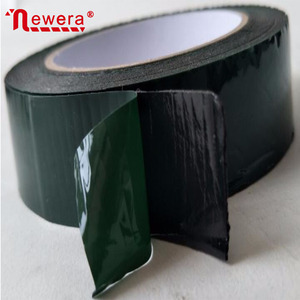 Double Side coated adhesive Foam Tape with film