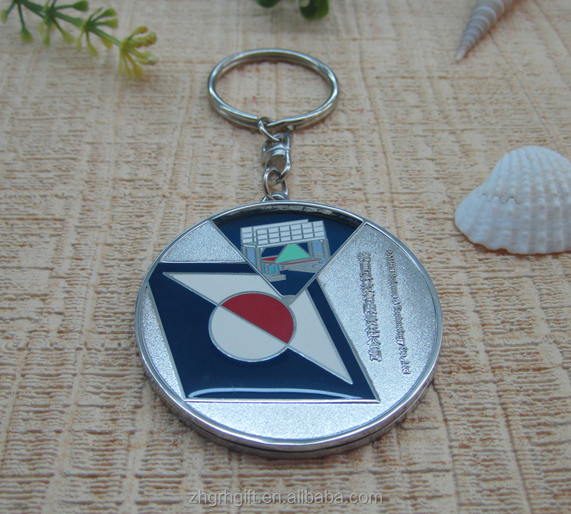 Moldbady QQ Key Chain Distinctive Keyring