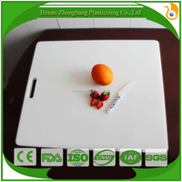 Plastic Classfied Chopping Board Set For Kitchen Utensils And Appliances