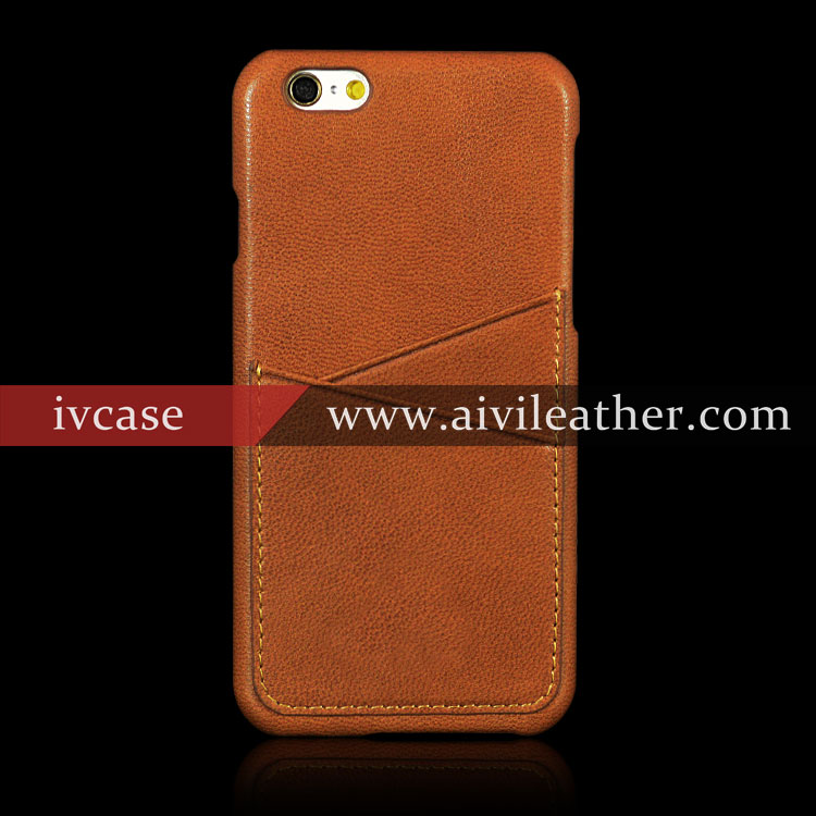Genuine Sheepskin Leather Case For Lenovo a5000 Cellphone Case