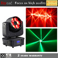 2017 new 6 * 4in1 rgbw 15w led beam light bee eye dmx controlor moving head with 2 years warranty