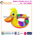 inflatable swim ring duck