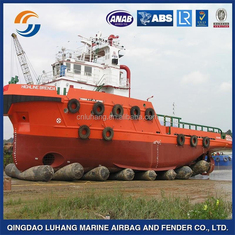Luhang 24M Long Rubber Marine Salvage Boat Air Lift Bag