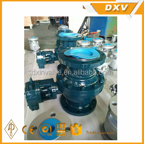 carbons steel metal to metal seat hard sealing float ball valve