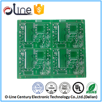 high tg durable alienware laptop PCB board for sale