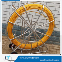 12mm rodders, Fiber Optic Equipment Cable Duct Rodder, Rodding Equipment